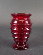 Art Deco Vase - Jean Beck München - Ätzsignatur