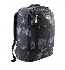 Cabin Max Backpack Flight Approved Carry on Bag Massive 44 Litre Travel Hand Camo