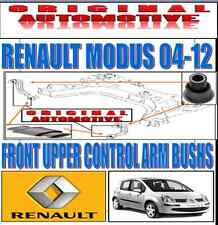FOR RENAULT MODUS 04-12 1.2,1.4,1.5 DIESEL,1.6 FRONT UPPER ARM VERTICAL BUSH KIT