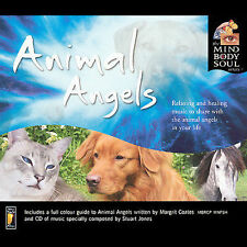 Margrit Coates/Stuart Jones : Animal Angels CD (2006)***NEW***