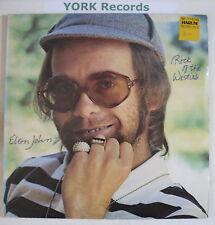Elton John-rock de Westies-Excelente Con Disco Lp