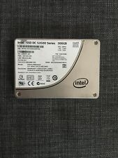 SSD 300GB Intel S3500 Series Ssdsc2bb300g4 / Perfect Work Test Ok