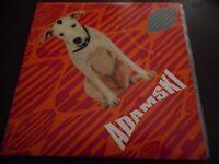 """ADAMSKI KILLER VINYL 12"""" MCA PROMO STAMPED"""