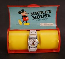 Vintage Bradley Mickey Mouse Watch Swiss Made