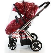 NOUVEAU PVC Couverture de pluie s/'adapte Mothercare Voyage