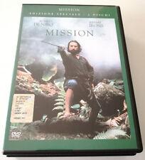 MISSION (1986) FILM R.DE NIRO ED.SPECIALE 2 DVD OTTIMO SPED GRATIS SU + ACQUISTI