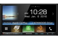 "Kenwood DDX9904S 6.95"" eXcelon Double-DIN with Apple CarPlay and Android Auto"