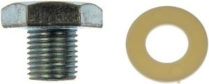Engine Oil Drain Plug fits 1962-1968 Shelby Cobra  DORMAN - AUTOGRADE