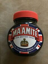 Marmite Limited Edition Ma'Amite  Diamond Jubilee Unopened and Sealed Sept13