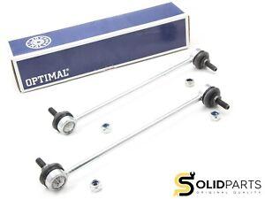 2x OPTIMAL Coupling Rod Front for Alfa Mito Fiat Punto 199 Grande Punto Corsa D