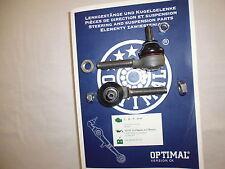 Rotules (2) direction AV (G&D) Opel Aréna (LDPA44)