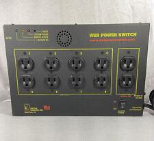 Digital Loggers Web Power Switch LPC-3