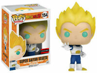 FUNKO POP 154  SUPER SAIYAN VEGETA FIGURINE VYNILE GENERIQUE