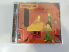 COUNTY JAIL THE MEANING OF LIFE - CD NEW SEALED NUEVO