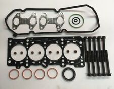 Head gasket set Bolts Fit KA PUNTO GRAND EVO 500 PANDA DOBLO 1.2 1.4 8 V 2006on