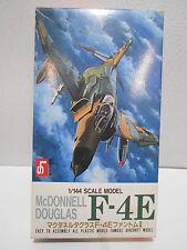 Vintage McDonnell Douglas F-4E 1/144 Scale Aircraft Model