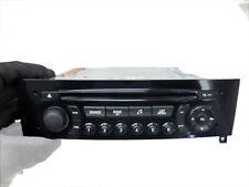 Autoradio CD-Radio RCD435-71 RD4N2M-03 m. CODE für Peugeot 308 I 11-13