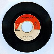 Philippines ARNOLD GAMBOA Narito Na Ang Pasko OPM 45 rpm Record