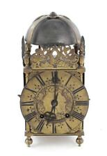 London style lantern clock Lot 58