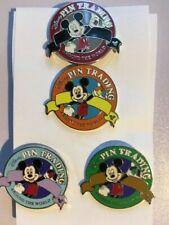 Annual Passholder Pin Trading Pins