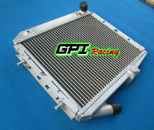 42MM FOR RENAULT 5 SUPER 5/R5 9/11 GT TURBO AT 1985-1991 aluminum radiator