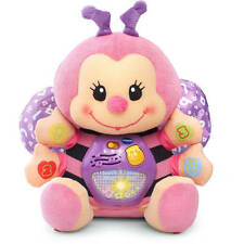Vtech Touch and Learn Musical-Bee-Pink-Sound Sensor Brand-New - In - Box