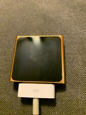 Apple iPod Nano 6th Generation 16 GB Orange