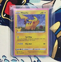 Pikachu General Mills Cereal 25th Anniversary Holo Promo Pokémon Card - ✨Holo✨