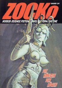 Zocko Nr. 24: Die Königin der Löwen, neu