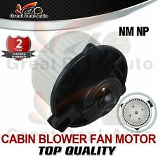 BLOWER FAN MOTOR CABIN Airconditioning Heater for Mitsubishi Pajero NM - NP V73