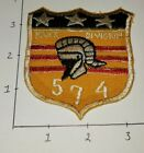Vietnam US Navy River Division 574 Brown Water Patch #72