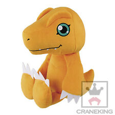 NEW Digimon Adventure Vol.1 Agumon Large DX Plush 30cm BANP36514 US Seller