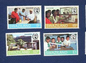 SWAZILAND - scott 444-447 - MNH  - Women's College  - 1984