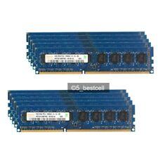 New Lots 10pcs Hynix 4GB DDR3 1333MHz PC3-10600 240pin PC10600 Desktop Memory