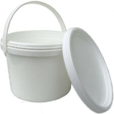 Beekeeping Contact Bucket Feeders 4.5L (1 Gallon ) x 5