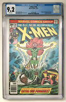 The X-Men #101 CGC 9.2 White Pages 1st App of Phoenix Jean Grey Cyclops Marvel