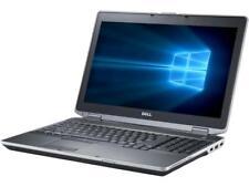 """Refurbished Dell Grade A Latitude E6530 15.6"""" Laptop, Intel Core I7-3520M 2.9 GH"""