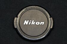 Genuine Nikon Classic 52mm Front Lens Cap Great Condition
