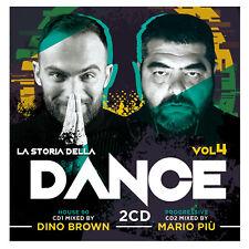 Artisti Vari La Storia Della Dance Vol. 4 Doppio CD Nuovo & Sigillato