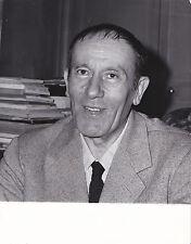 René Char vers 1970 Tirage d'époque