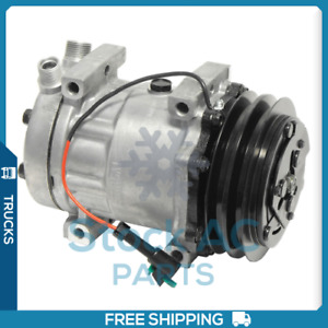 A/C Compressor for Western Star 4800, 4900, 4900E, 4900EX, 4900FA, 4900SA.. QH
