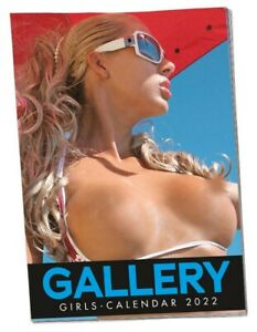 Pin-Up Calendar Soft Gallery Girls 2022