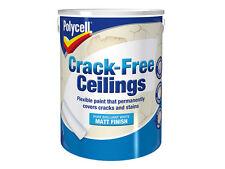 Polycell crack-free massimali SMOOTH MATT 5 LITRI