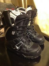 Northwave Freedom Sl Super Lace Lady Black Women's Snowboard Boots Ladies Us 7