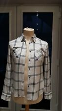 New Superdry Womens Boyfriend Shirt. Genuine. New with tags. Small.