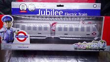 * Underground Ernie UE204 Jubilee & Trailer Car OO Scale Brand New