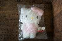 SANRIO Hello Kitty Plush Doll 55th Anniversary Pink Kawaii Japan