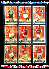 TOPPS MATCH ATTAX 2007-08 (TEAMS A-B) *PICK THE CARDS YOU NEED*
