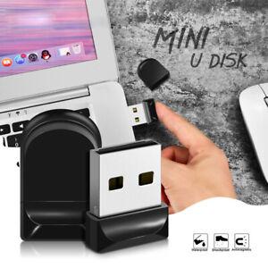 USB 2.0 8GB-128GB Mini Flash Drive Portable Pendrive Thumbfor Laptop Desktop LOT