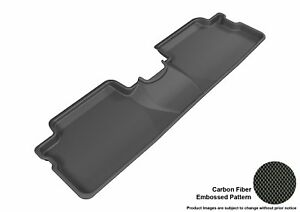 For 2013-2015 Scion XB R2 KAGU Carbon Pattern Black All Weather Floor Mat